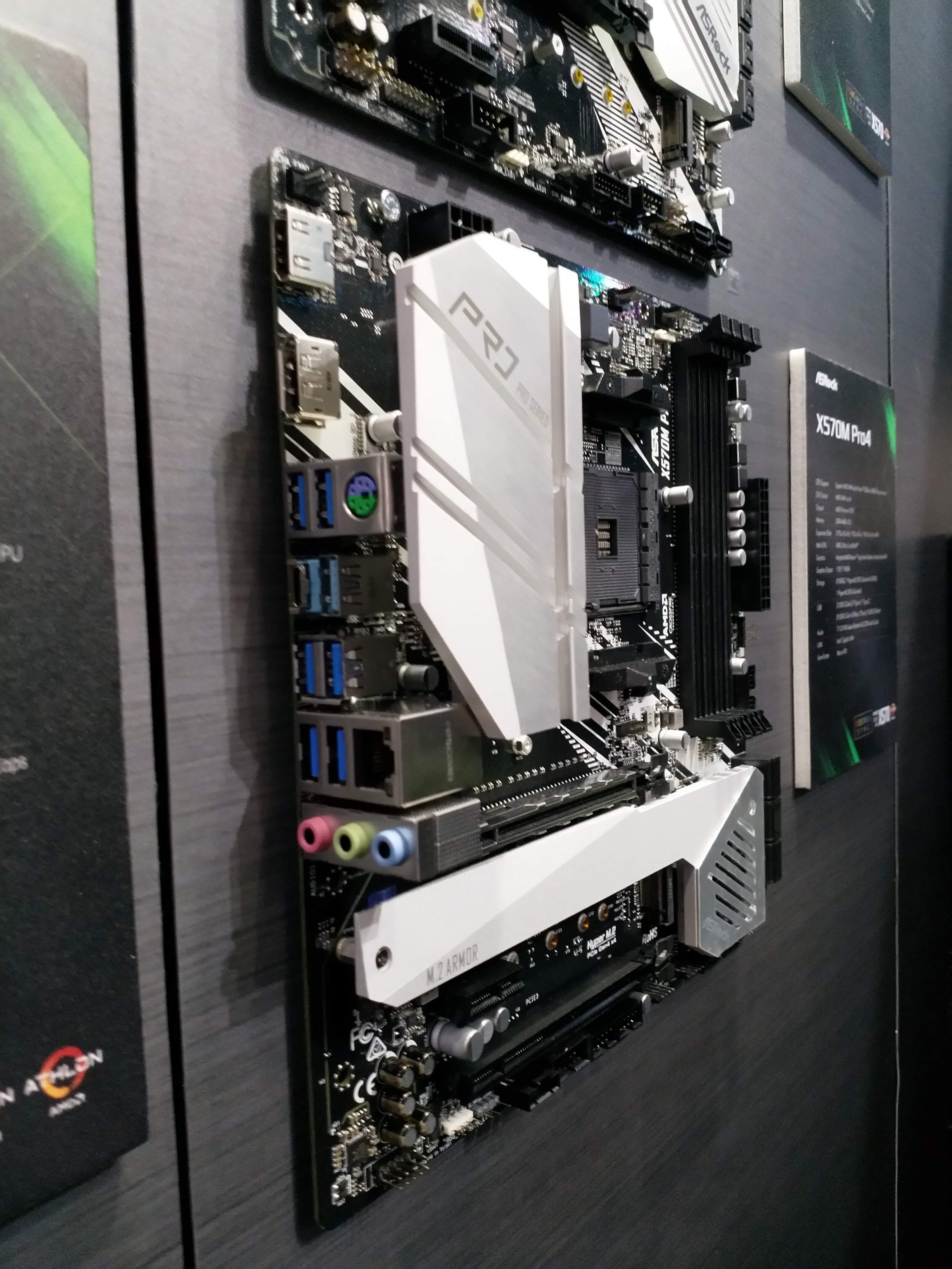 ASrock X570 Computex 2019