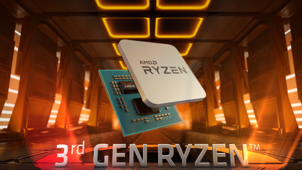 Ryzen 9 3900X and Ryzen 7 3700X Review – Closing The Gaming
