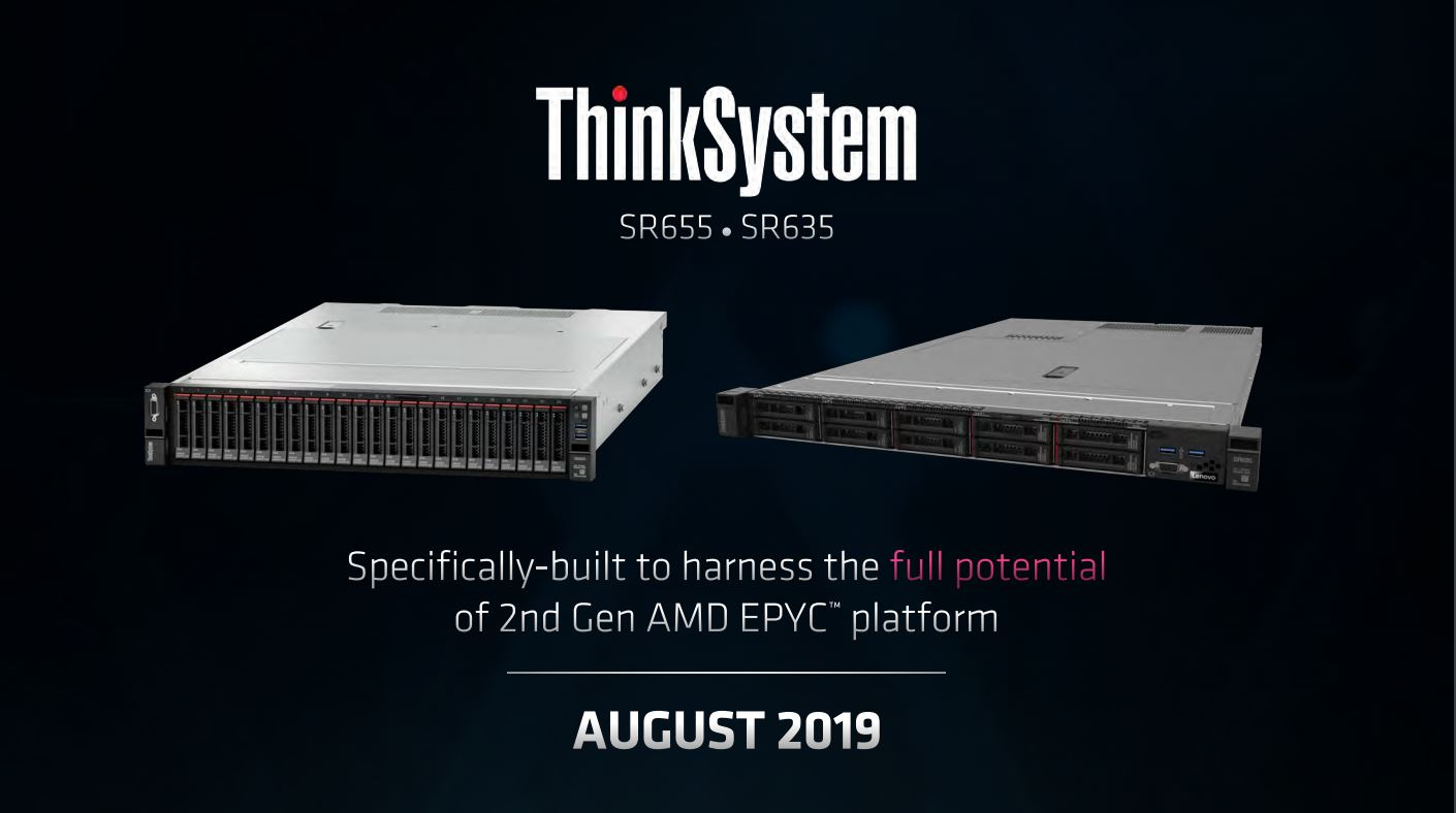 AMD EPYC Rome Launches: Redefining Datacenter Performance