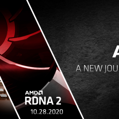 AMD Zen 3 and RDNA2 Teaser