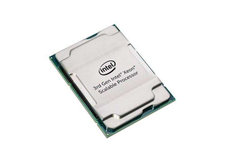 Intel Xeon Sapphire Rapids CPU