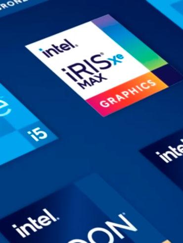 Intel Iris Max Xe Graphics