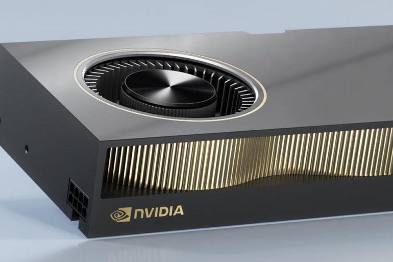 Nvidia Ampere Quadro A6000