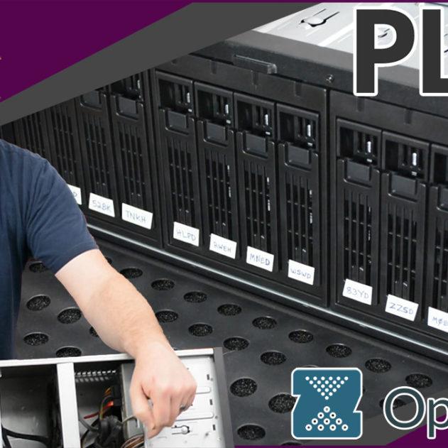 Plex NAS Server - AdoredTV