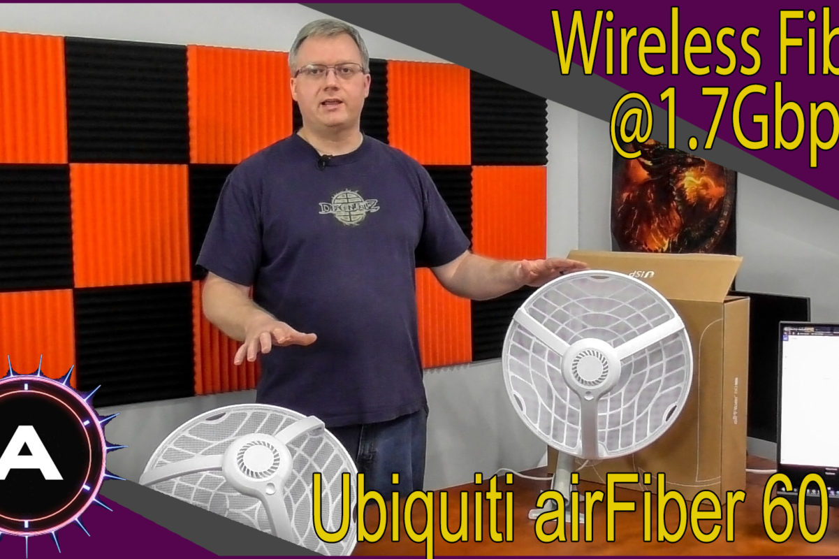 Ubiquiti airFiber 60 LR YouTube thumbnail