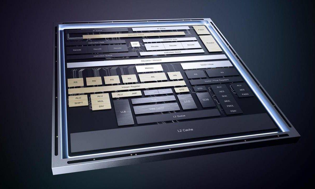 Intel Tremont 10nm Atom Jasper Lake